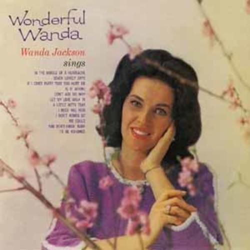 Wanda Jackson - Wonderful Wanda & Lovin' Country Style [Audio CD]