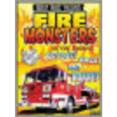 Totally Trucks: Fire Monsters [DVD] [English] [2006]