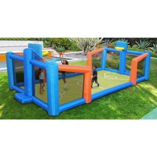 Natus Inc Slama Jama Inflatable Basketball Court