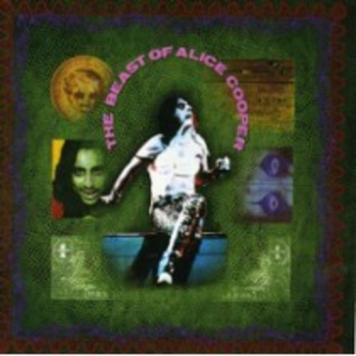 Alice Cooper - Beast of Alice Cooper (CD)
