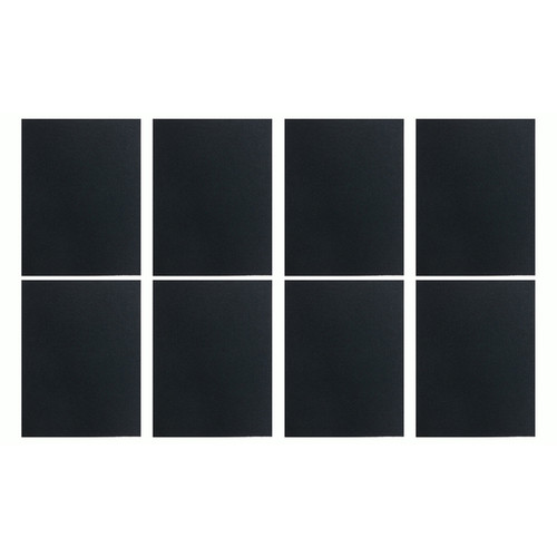 8 Fellowes Carbon Filters, Part # HF-300