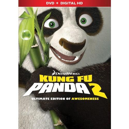 Kung Fu Panda 2 [DVD] [2011]