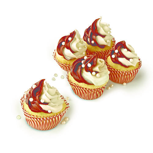 Real Cooking Tuxedo Cupcakes Refill
