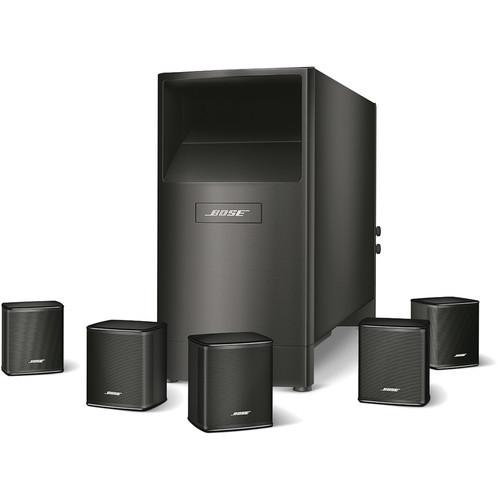 Acoustimass 6 Series V Home Theater Speaker System (Black)