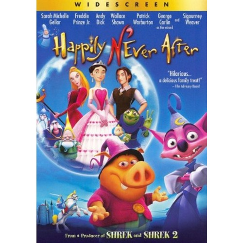 Happily N'Ever After (WS) (dvd_video)