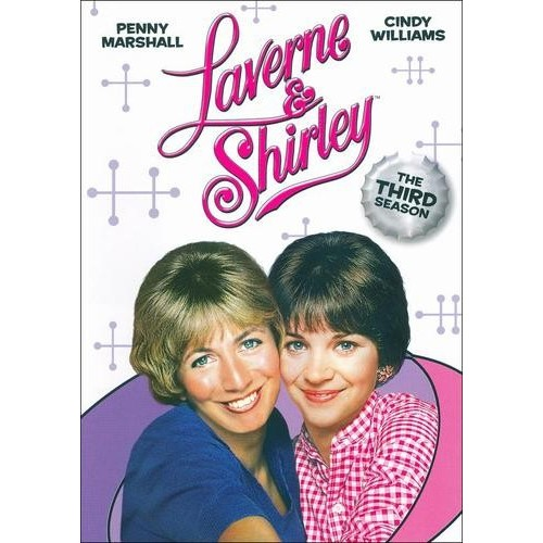 Laverne & Shirley: The Third Season [4 Discs] [DVD]
