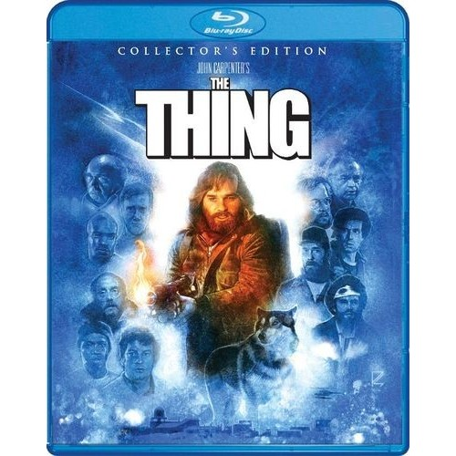The Thing [Collector's Edition] [Blu-ray] [2 Discs] [1982]