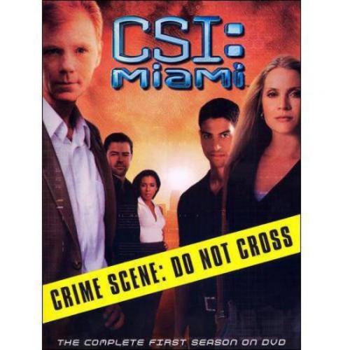 CSI: Miami: The Complete First Season