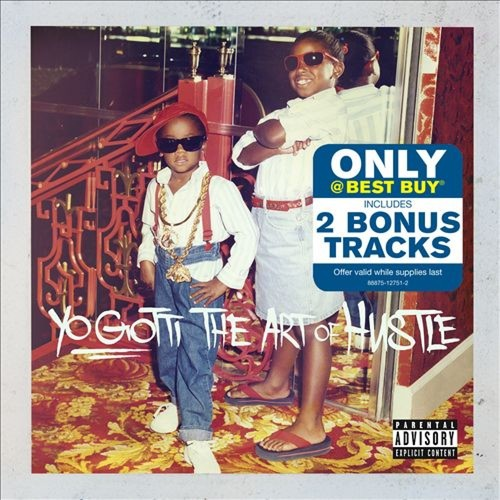 The Art of Hustle [Only @ Best Buy] [CD] [PA]