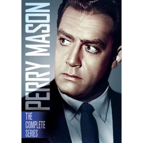 Perry Mason: The Complete Series - Boxed Set - DVD