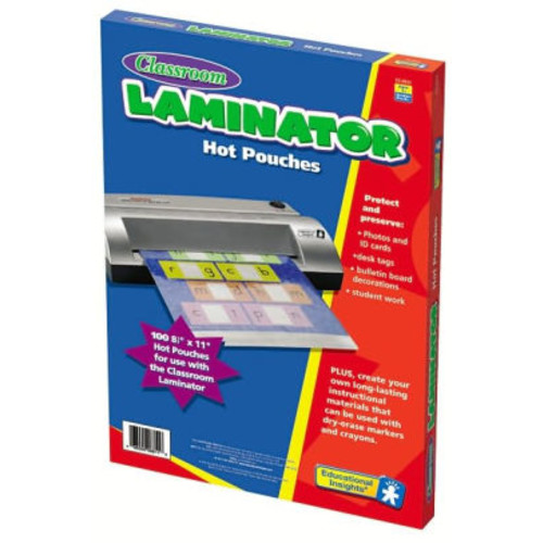 Hot Pouches - Laminator