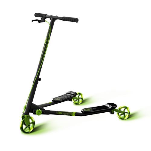 Neon Fliker DLX Scooter - Green