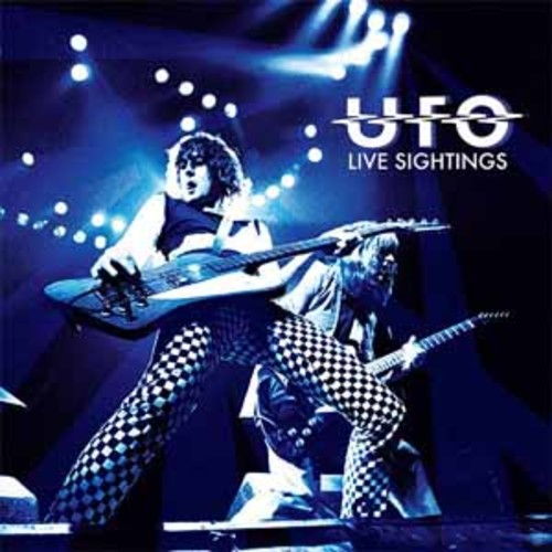 UFO - Live Sightings [Audio CD]