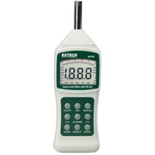 Extech Instruments Sound Level Meter with PC Interface