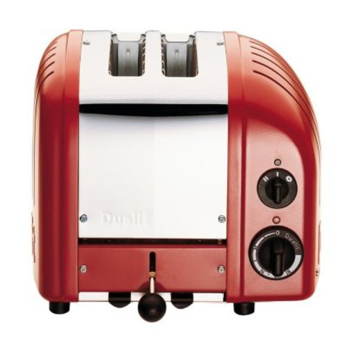 Dualit New Gen 2-Slice Red Toaster
