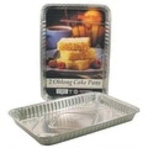 Handi-Foil 20309TL-15 Oblong Cake Pan, 12.25