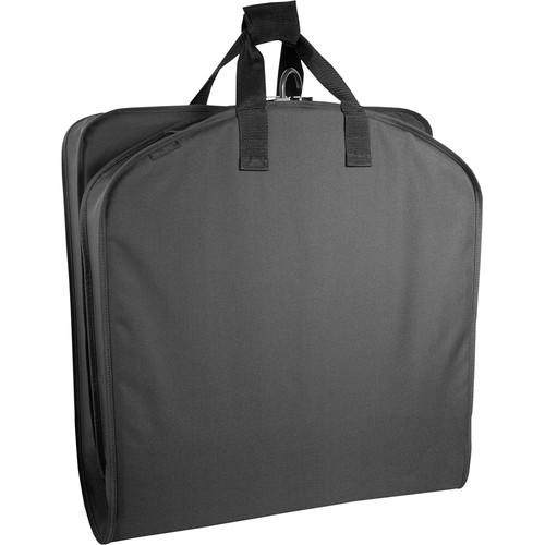 WallyBags 52 Inch Garment Bag [Black]