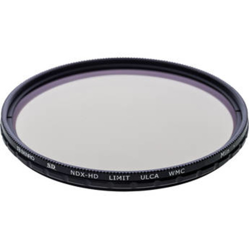 77mm SD NDX-HD LIMIT Variable Neutral Density Filter (1-7 Stop)