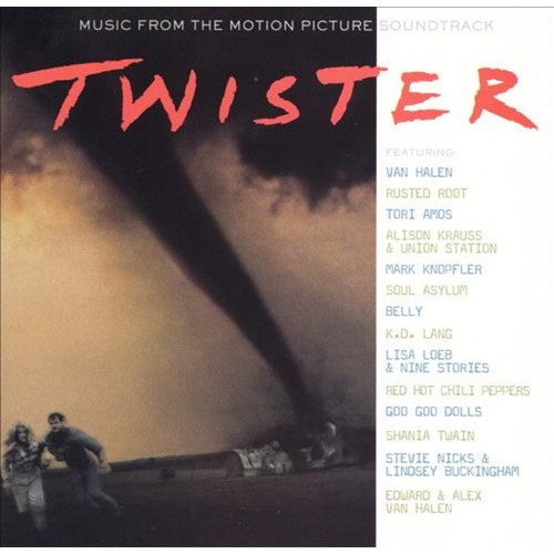 Twister [Original Soundtrack] [CD]
