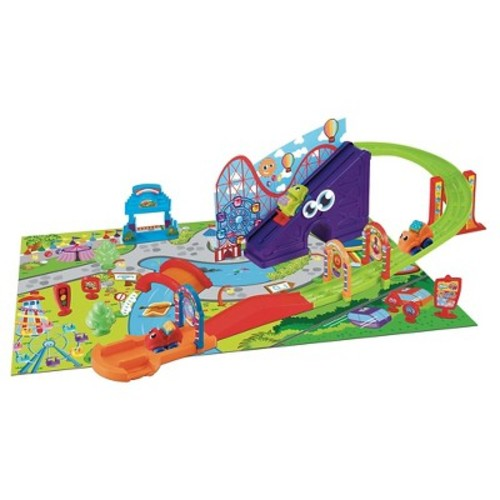 Pavlov'z Toyz My First Roller Coaster Playset - 24 Pieces