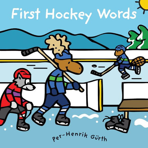 First Hockey Words