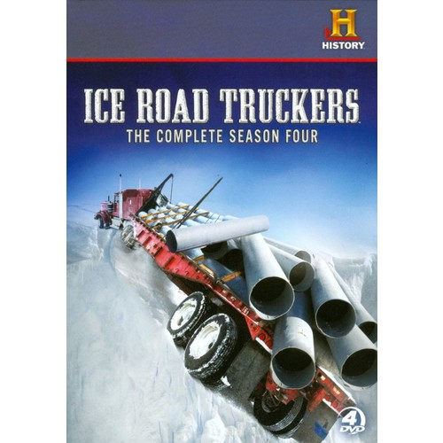 Ice Road Truckers: The Complete Season Four [4 Discs] [DVD]