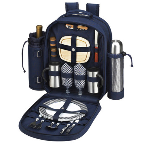 Picnic at Ascot Coffee & Picnic Backpack for 2