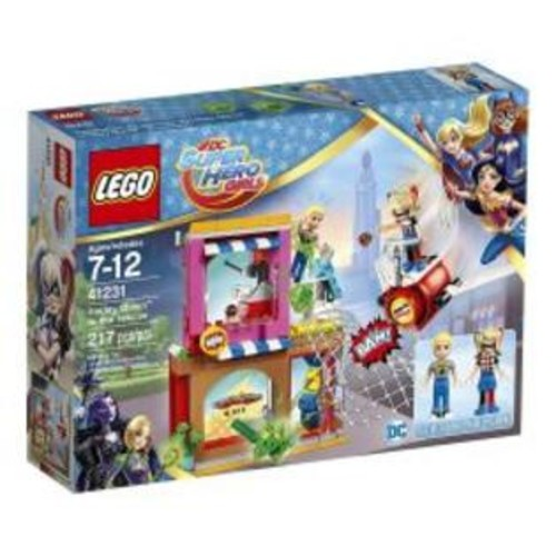 LEGO Harley Quinn To The Rescue Dc Super Girls