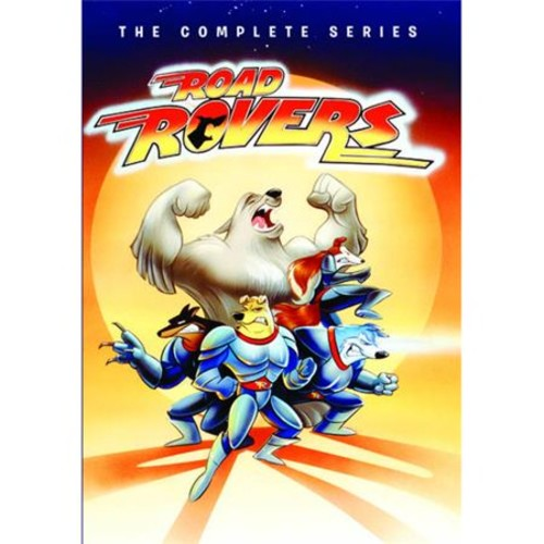 Road Rovers: The Complete Series (2 Discs) (dvd_video)