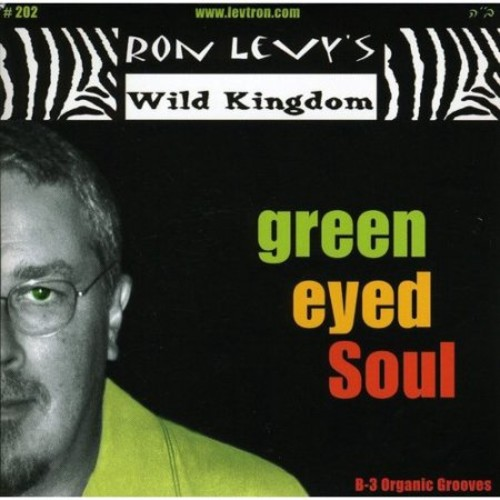 Green Eyed Soul [CD]