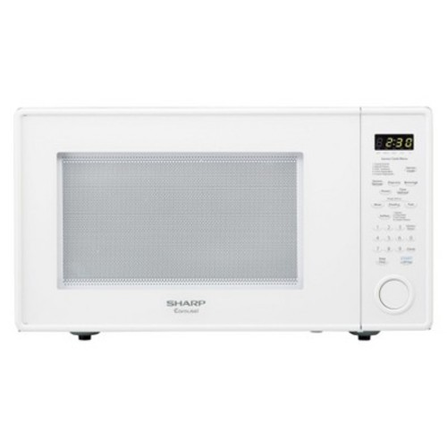Sharp 1.8 cu. ft. Full Size Countertop Microwave Oven With 15