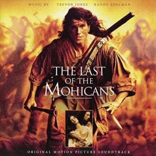 Trevor Jones - Last Of The Mohicans (Ost) (Vinyl)