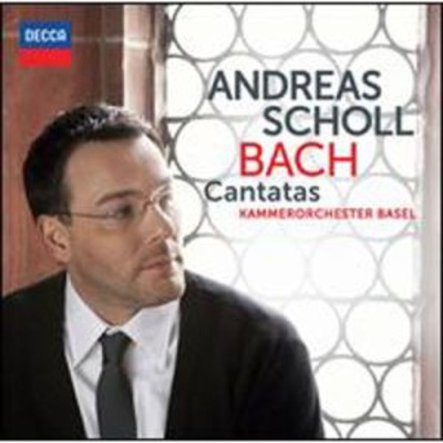 Bach: Cantatas (Audio CD)