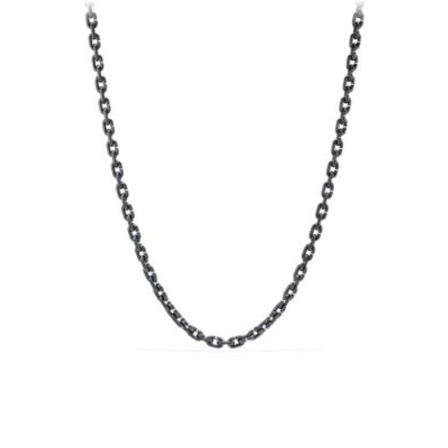 Titanium Chain Link Necklace