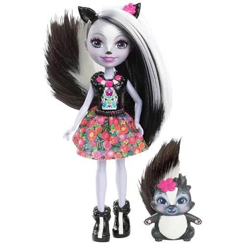 Enchantimals 6-inch Fashion Doll - Sage Skunk