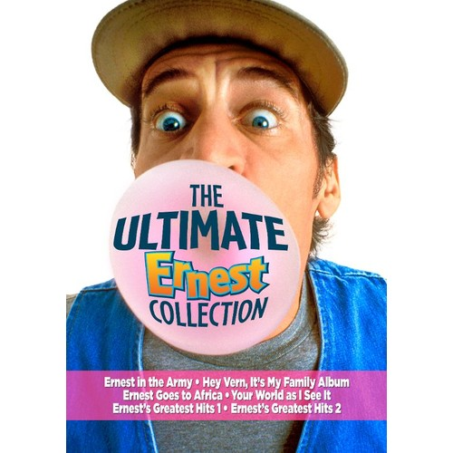 The Ultimate Ernest Collection [DVD]