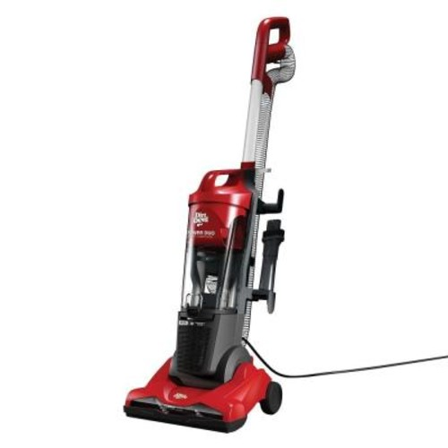 Dirt Devil Power Duo Carpet and Hard Floor Cyclonic Bagless Upright Vacuum Cleaner
