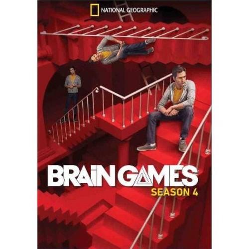 Brain Games: Season 4 (DVD)