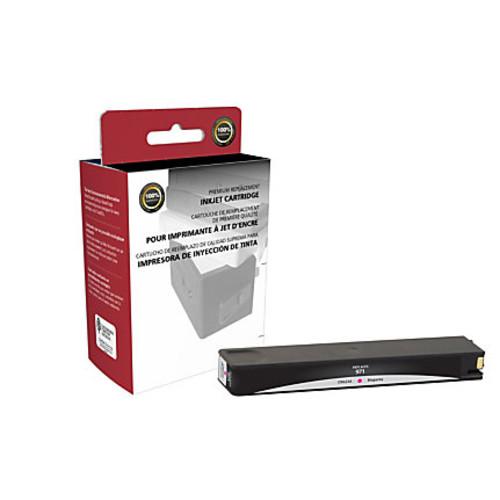 Clover Technologies Group Remanufactured Ink Cartridge, Magenta, 118097 (HP 971 / CN623AM)