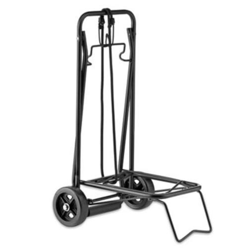 Conair Travel Smart Folding Multi-Use Cart in Black