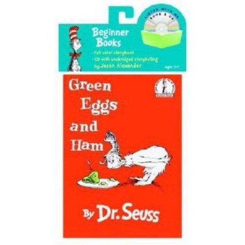 Green Eggs and Ham (Paperback) (Dr. Seuss)