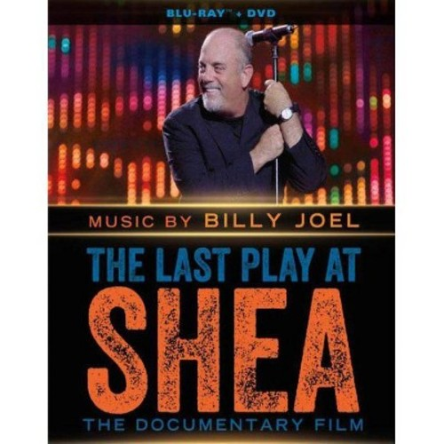 The Last Play at Shea [2 Discs] [Blu-ray/DVD]