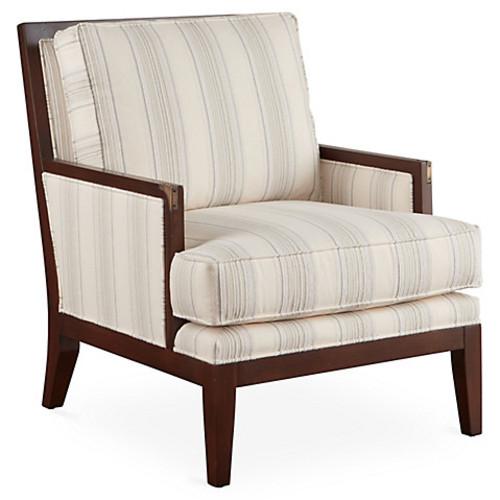 Laguna Accent Chair, Natural