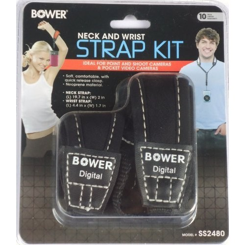 Bower Neck and Wrist Strap Kit SS2480
