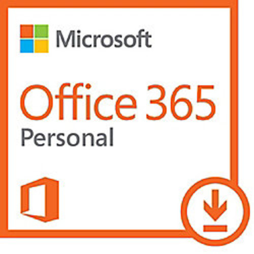 Office 365 Personal, 1-year subscription, 1 PC/Mac, Download Version