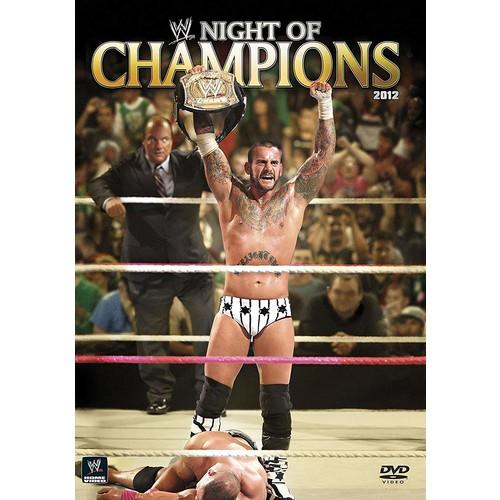 WWE: Night of Champions 2012 [DVD] [2012]