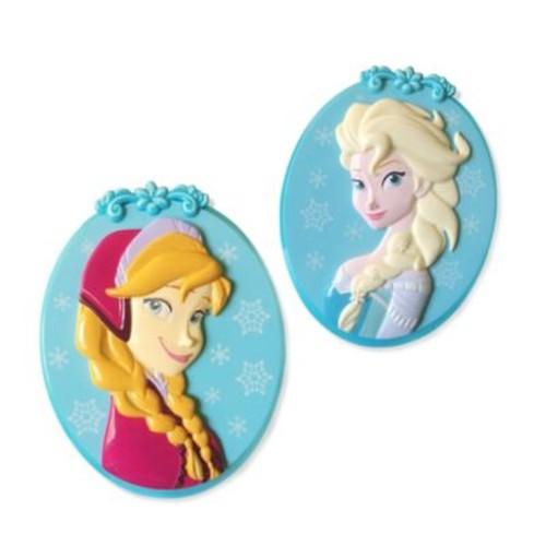Disney Frozen Elsa and Anna Boca Towel Clips (Set of 2)