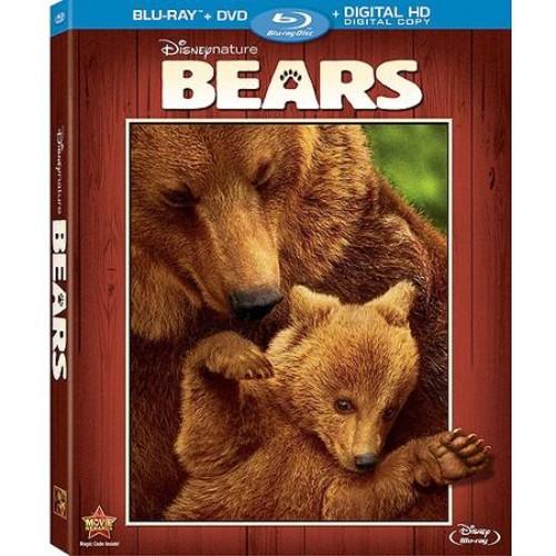 Disneynature's Bears (Blu-ray + DVD + Digital Copy)