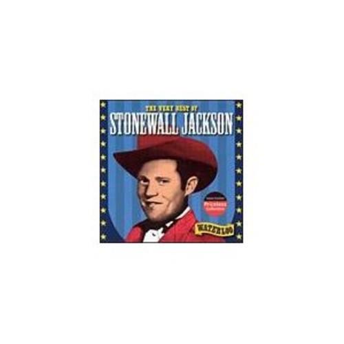 Very Best Of Stonewall Jackson: Waterloo CD (2008)