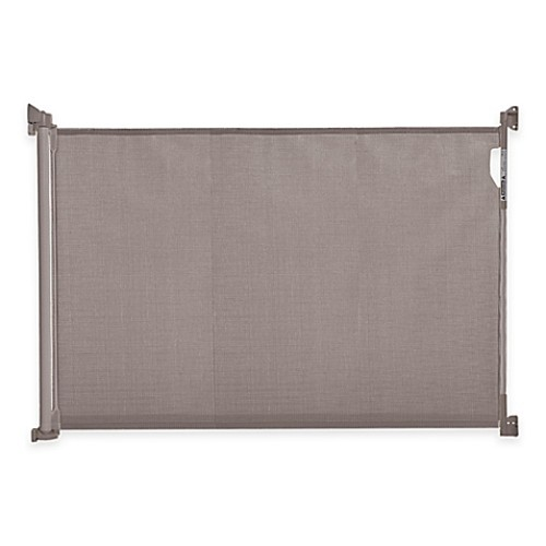 Dreambaby Indoor/Outdoor Retractable Gate in Grey